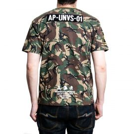 Aape by A Bathing Ape Футболка AAPE UNVS