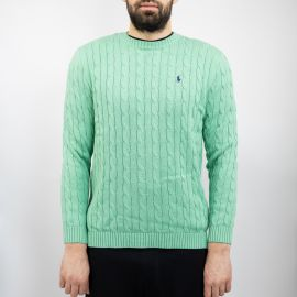 Ralph Lauren свитер Ralph Lauren Polo cotton mint