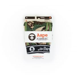 Aape by A Bathing Ape Трусы Aape by A Bathing Ape зеленые