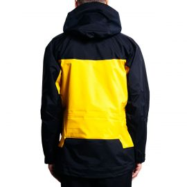 Arc'teryx Куртка Arcteryx × BEAMS 40th Anniversary Special Theta AR Jacket желтая