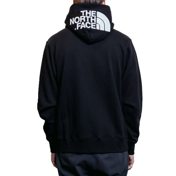 The North Face Худи The North Face Full Zip Hoodie черный