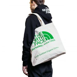 The North Face Сумка The North Face Organic Cotton Tote Big Green Logo