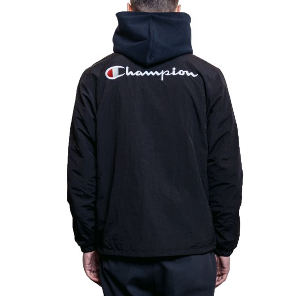 Champion Куртка Champion x BEAUTY & YOUTH Coach Jacket черная