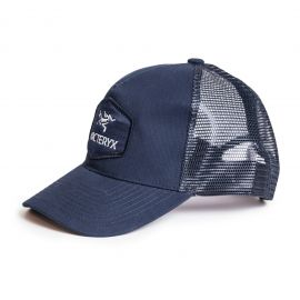 Arc'teryx Кепка Arcteryx hexagonal patch trucker hat синяя