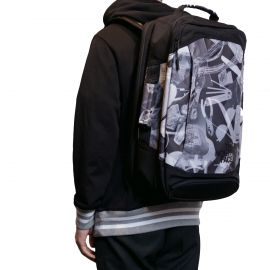 The North Face Рюкзак черный, The North Face Refractor Duffel Pack X-Ray