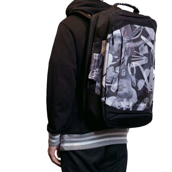The North Face Рюкзак The North Face Refractor Duffel Pack X-Ray