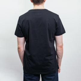 Ralph Lauren Polo Preppy Bear Black Tee