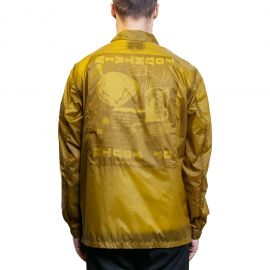 Carhartt WIP X Brain Dead Куртка Carhartt WIP X Brain Dead yellow