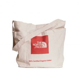 The North Face Сумка The North Face Organic Сotton Tote Red Logo