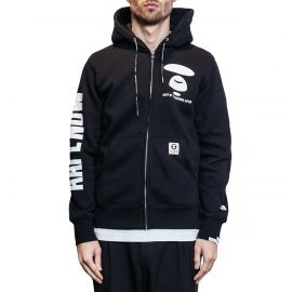 Aape by A Bathing Ape Худи AAPE by A Bathing Ape ZIP