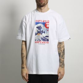 Aape by A Bathing Ape футболка AAPE Surf white