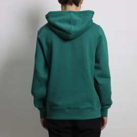 Stussy худи  STÜSSY CIRCLE C FLEECE Green