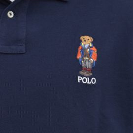 Ralph Lauren поло Ralph Lauren Bear by POLO navy