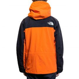The North Face Куртка The North Face Mountain Jacket оранжевая
