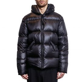 C.P. Company Пуховик C.P. Company D.D. SHELL GOGGLE EXPLORER DOWN JACKET BLACK