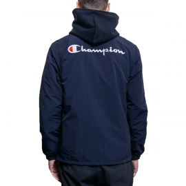 Champion Куртка Champion x BEAUTY & YOUTH Coach Jacket синяя