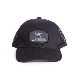 Arc'teryx Кепка Arcteryx hexagonal patch trucker hat черная