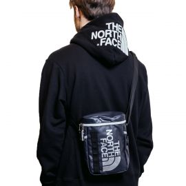 The North Face Сумка The North Face Fuse Box Pouch Black темно-синяя