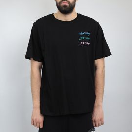 Stussy футболка Stussy Original team black tee