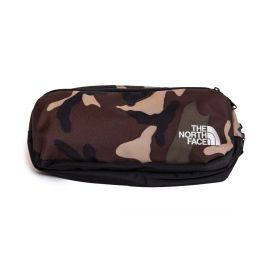 The North Face Сумка камуфляжная, The North Face Waist Bag Green Camo