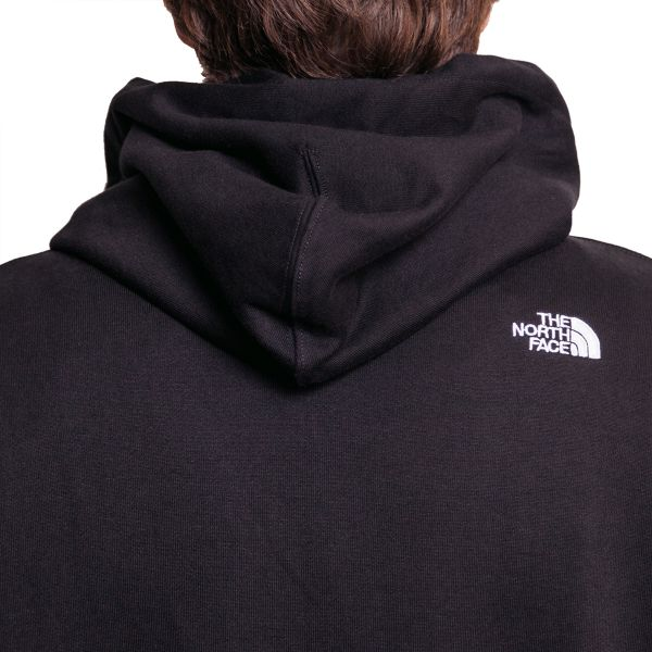 The North Face Толстовка The North Face Square Logo, черный
