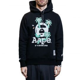 Aape by A Bathing Ape Худи Aape by A Bathing Ape x Steven Harrington Palm черный