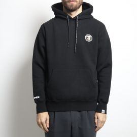 Aape by A Bathing Ape AAPE Popover hood black