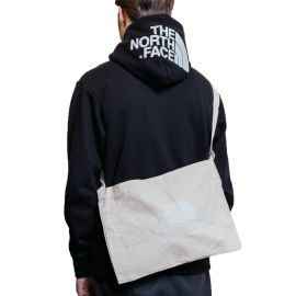 The North Face Сумка The North Face Organic Shoulder White Logo