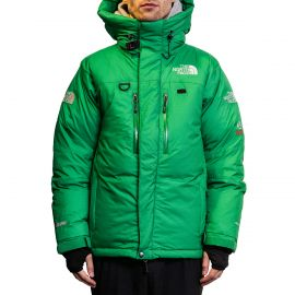 The North Face Куртка зеленая The North Face Himalayan Parka