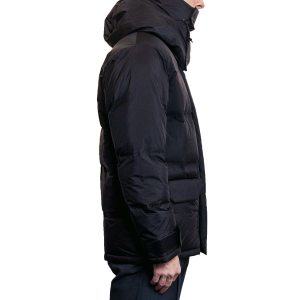 The North Face Пуховик The North Face WindStopper Brooks Range Parka, черный