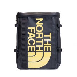 The North Face Рюкзак черный, The North Face Fuse Box Yellow
