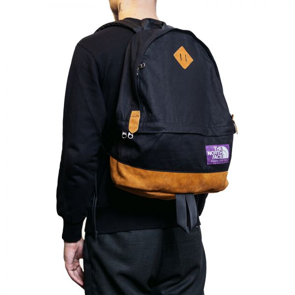The North Face Рюкзак The North Face Purple Label  Medium Day Pack черный