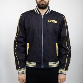 Evisu  куртка Evisu tiger gold