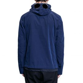 C.P. Company Куртка C.P. Company MICROFIBER GOGGLE OVER SHIRT JACKET BLUE