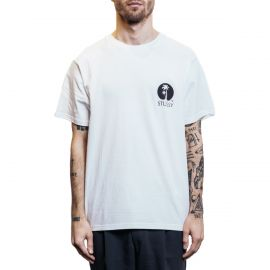 Stussy Футболка Stussy Sundown белая