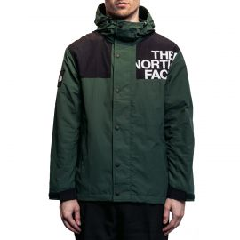 The North Face Ветровка зеленая, The North Face White Label