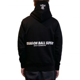 Aape by A Bathing Ape Худи AAPE BY A BATHING APE® x Dragon Ball: Super черный