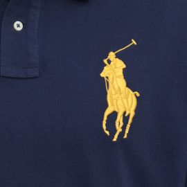 Ralph Lauren поло Ralph Lauren POLO navy pony