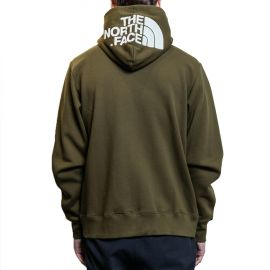 The North Face Худи The North Face Full Zip Hoodie хаки