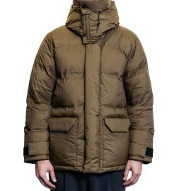 The North Face Пуховик The North Face WindStopper Brooks Range Parka, хаки