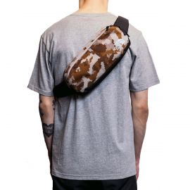 The North Face Сумка камуфляжная, The North Face Waist Bag Brown Camo