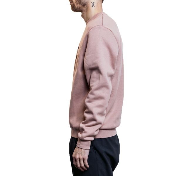 Fred Perry Свитшот Fred Perry Embroidered Sweatshirt розовый
