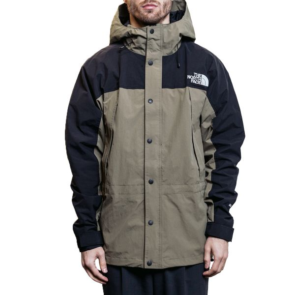The North Face Куртка The North Face Mountain Jacket хаки