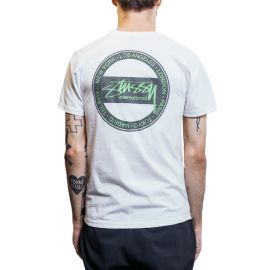 Stussy Футболка Stussy International Dot белая