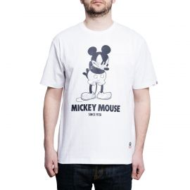 Aape by A Bathing Ape Футболка Mickey Mouse, AAPE x Disney