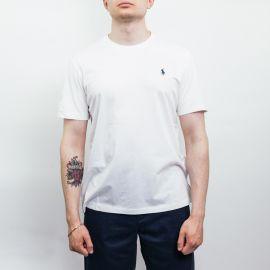 Ralph Lauren Polo White Custom Fit Tee